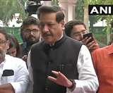 सरकार गठन पर कांग्रेस-एनसीपी में बनी सहमति, कल शिवसेना के साथ चर्चा