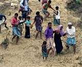 रोहिंग्या, बांग्लादेशी घुसपैठियों को वापस भेजने पर याचिका, सुप्रीम कोर्ट चार हफ्ते बाद करेगा सुनवाई