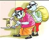 ट्रांसपोर्टर के घर का ताला तोड़ नकदी-जेवरात ले गए वैन से आए चोर, सीसीटीवी में हुए कैद Kanpur News