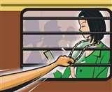 अलीगढ़ पहुंचने से पहले पूर्वा एक्सप्रेस में हथियारों के बल पर यात्रियों से हुई लूटपाट Aligarh News
