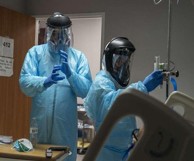 24 घंटों में 24 हजार से अधिक संक्रमण के नए मामले