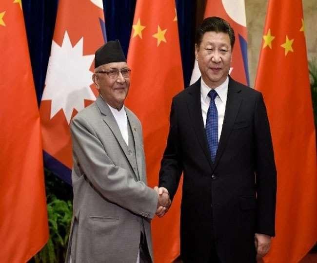 चीन ने नेपाल की पीठे में खंजर घोंपने का काम किया है।