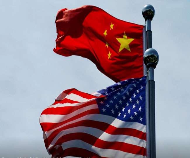 अमेरिकी राष्ट्रपति के एक आदेश के बाद चीनी कंपनियों पर शिकंजा कस गया है।