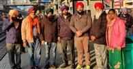 दिल्ली में चुनाव प्रचार करने के लिए टीम की रवाना