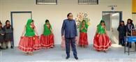 बच्चियों ने पेश की एक भारत, सर्वश्रेष्ठ भारत की मिसाल