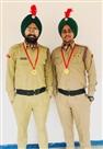 अजय शर्मा व गगनदीप सिंह को मिला स्वर्ण पदक