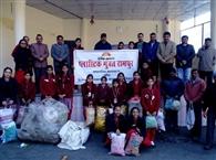 रामपुर को स्वच्छ बनाने के लिए आगे आएं लोग