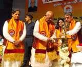 Kurukshetra University Convocation : राज्यपाल सत्य देव नारायण आर्य ने कहा, विद्यार्थी समाज के उत्थान में योगदान दें