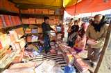 माघ मेला में किताबों के रूप में संगम किनारे 'सरस्वती' विराजमान Prayagraj News
