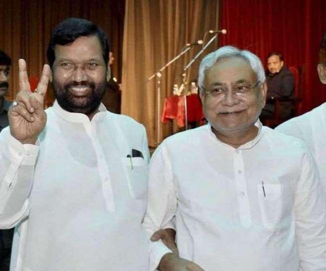 Delhi Assembly Election 2020: बिहार के सीएम नीतीश व LJP नेता रामविलास पासवान भी करेंगे चुनाव प्रचार