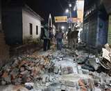 ऋषिकेश में स्कूल की दीवार गिरी, एक छात्र की मौत; दो घायल
