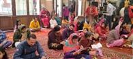 महाशिवरात्रि पर उमड़ी श्रद्धालुओं की भीड़