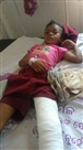 टाटा मैजिक ने दो स्कूली बच्चों को रौंदा, एक की हालत गंभीर