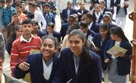 हाईस्कूल के 2053 परीक्षार्थियों ने छोड़ी अंग्रेजी की परीक्षा