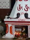 मंगल गीत के बीच शिव-पार्वती विवाह की धूम