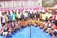 सुंदरगढ़ ओपन कबड्डी टूर्नामेंट का आगाज