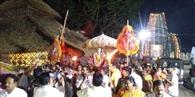 बालाजी मंदिर में ब्रह्माोत्सव का शुभारंभ