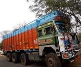 पुलिस ने जब्त की अवैध शराब, 475 पेटी के साथ ट्रक चालक गिरफ्तार