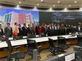 संगम भ्रमण कर विश्व बैंक की टीम रवाना, डीएफसी निर्माण कार्य के निरीक्षण को आई थी Prayagraj News