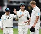 Ind vs NZ न्यूजीलैंड के 2 गेंदबाजों के आगे टीम इंडिया ढेर, 165 रन पर सिमटी पहली पारी