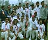 बिहार एकादश ने जीता ऑल इंडिया एमपी वर्मा क्रिकेट का खिताब, मुंबई को हराया
