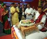 श्रीराम मंदिर में शुरू हुआ सात दिवसीय धार्मिक अनुष्ठान Jamshedpur News