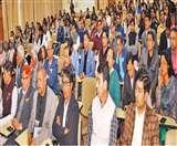 University program: पुरातन और आधुनिक ज्ञान से भविष्य में करेंगे तरक्की Meerut News