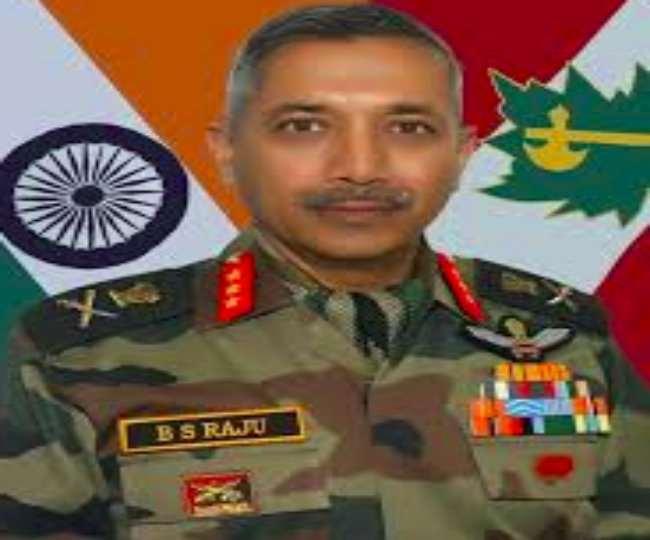 भारतीय सेना की चिनार कोर के जनरल आफिसर कमांडिंग लेफ्टिनेंट (जीओसी) जनरल बीएस राजू ऐसे सैन्य अधिकारी हैं।