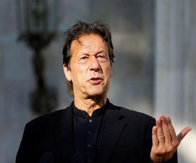 पाकिस्तान में इमरान की किरकिरी, श्रीलंका ने नहीं दी संसद में बोलने की इजाजत। फाइल फोटो।