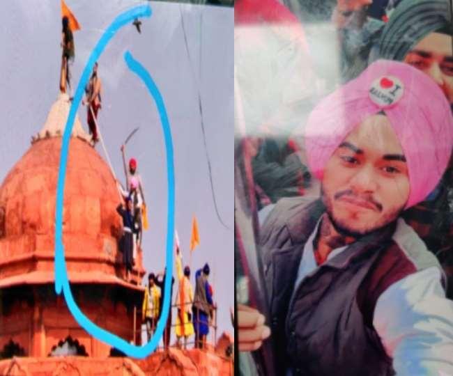 लाल किले पर हिंसा मामले में जसप्रीत सिंह को क्राइम ब्रांच ने किया गिरफ्तार