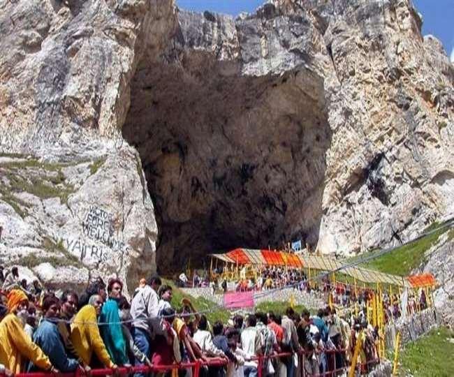 जम्मू कश्मीर में बाबा अमरनाथ की यात्रा आगामी 28 जून से शुरू होनी है।