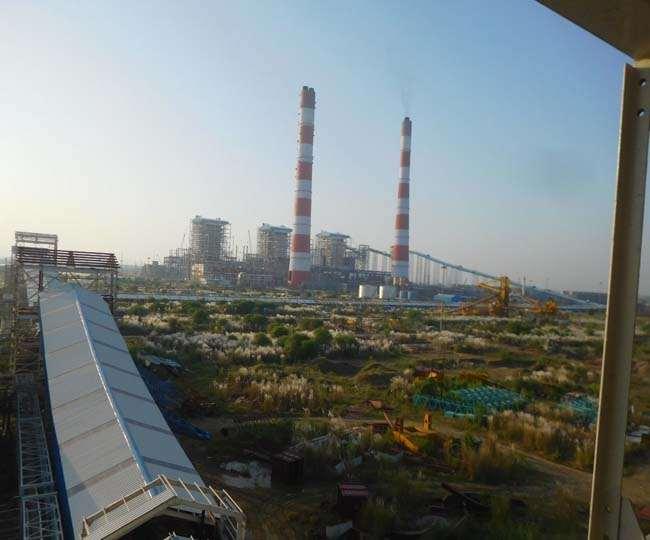 औरंगाबाद के नबीनगर की बिजली परियोजना। जागरण