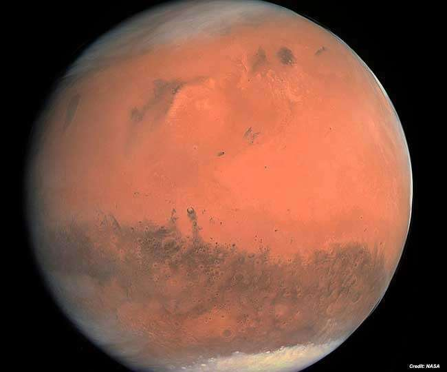 मंगल ग्रह पर आक्सीजन बनाने का किया कमाल