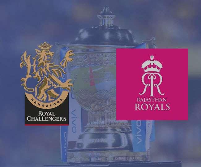 IPL 2021 RCB vs RR Probable XI