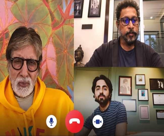 Gulabo Sitabo Trailer Releasing Today Amitabh Bachchan Ayushmann ...