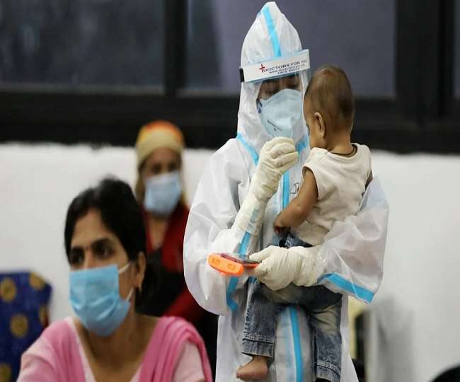 दूसरी लहर के दौरान अप्रैल से 28 मई तक कुल 645 बच्चों ने कोरोना के कारण अपने मां-बाप खो दिए