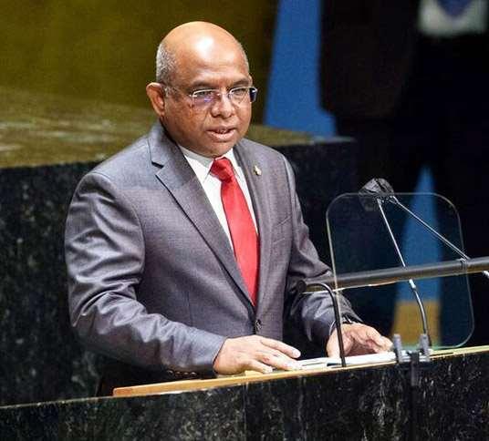 पेगासस जासूसी प्रकरण: UNGA के अध्यक्ष अब्दुल्ला शाहिद बोले- निजता का सम्मान होना चाहिए