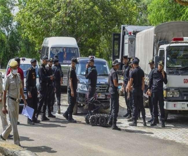 Delhi Terrorist Encounter: A vicious arrest in an encounter ...