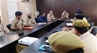 सीमावर्ती क्षेत्रों में सुरक्षा कड़ी करने के निर्देश