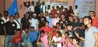 बालक वर्ग में भुवालपुर व बालिका वर्ग में आशादीप की टीम ने मारी बाजी