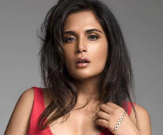 Richa Chadha हाल ही में वेब सीरीज कैंडी में नजर आई थीl