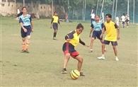 महिला फुटबाल लीग में एंथोनी व जनेस्मा की जीत