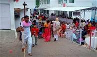 वैष्णो देवी यात्रा को लेकर श्रद्धालुओं में उत्साह बरकरार