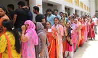 सोहना के मतदाताओं ने दिखाया सबसे अधिक उत्साह