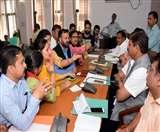 निगम बोर्ड की मीटिंग में विपक्ष का जाेरदार हंगामा, बहुमत से बोर्ड प्रस्तावों को मंजूरी nainital news
