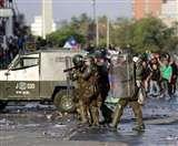चिली में हिंसा का दौरा जारी, सरकार विरोधी प्रदर्शनों में मरने वालों की संख्या 11 हुई