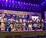 बच्चों के नृत्य संग डांडिया नाइट का आगाज, आज आफताब, दीया और मजलीन के साथ थिरकेंगे कदम Patna News