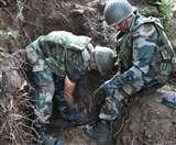 बाज नहीं आ रहा पाक, पुंछ में भारी गोलाबारी, भारतीय सेना ने मोर्टार के गोलों को किया नाकाम