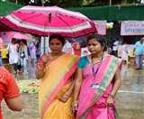 दुर्गापूजा के बाद अब धनतेरस के दिन हो सकती बूंदाबांदी, दीपावली पर गिरेगा मौसम का पारा