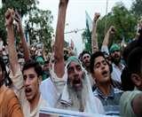 VIDEO: Pok में पाक से आजादी की मांग कर रहे राजनीतिक दलों की रैली पर बर्बर लाठीचार्ज, दो लोगों की मौत